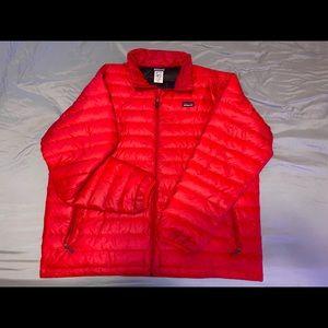 Men's XXL Patagonia Winter Coat (Red)